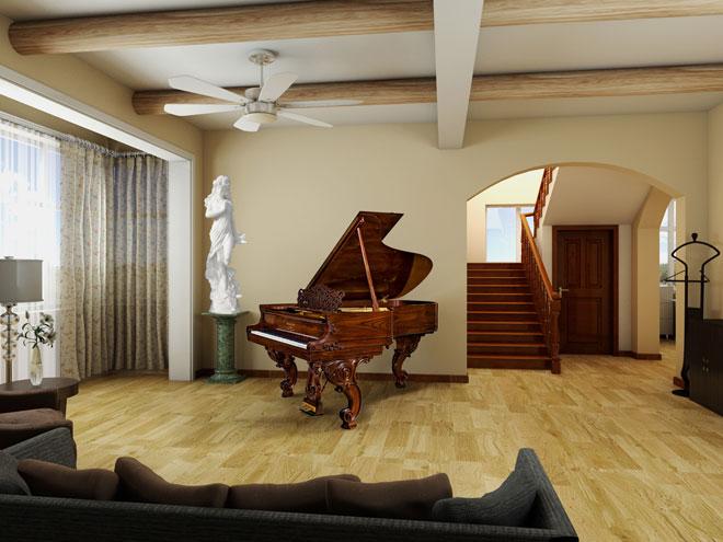 斯坦威三角钢琴应用案例