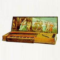 网上博物馆 》 古钢琴和大键琴图片
